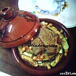 recette tadjine brania de courgettes