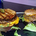 recette Croque Burger