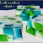 recette Jell-O Vitraux