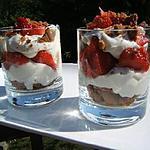 Tiramisu fraise-spéculoos