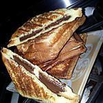recette Les croques Maman brioché au chocolat