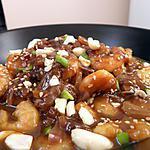 recette Crevettes sauce Hoisin