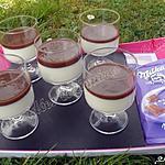 recette Panna Cotta crème Milka