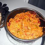 recette Jambalaya de saucisse merguez