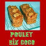 recette Poulet Riz Coco
