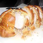 recette Roti de porc en croute