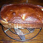 recette cake myrtilles/ananas