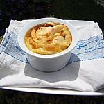 recette Clafoutis aux pommes et beurre salé