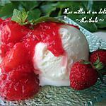 recette Confiture de fraises et d'ananas sans cuisson