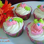 recette ~Cupcakes à la vanille~