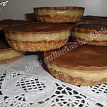 recette Tartelettes Twix