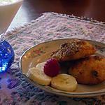 recette ~biscuits aux bananes~