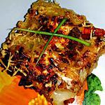 recette Gratin de pommes de terre à la bolognaise