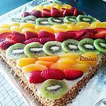 recette Gâteau Aux Fruits