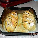 recette PdeT lardons & camembert