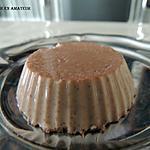 recette Panna cotta chocolat au quinoa