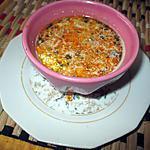 recette soupe  d étrilles recette revisitée  de nathalie