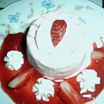 recette Sorbet aux fraises