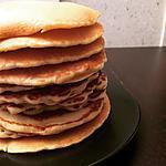 recette PANCAKES DE CYRIL LIGNAC