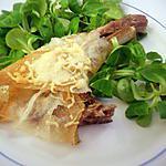 recette Côtelettes d' agneau croustillantes
