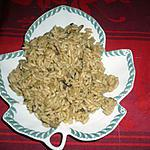 recette Risotto rapide champignons/parmesan