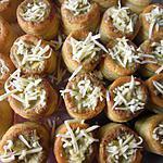 recette minis feuilletés aux palourdes