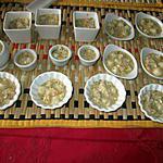 recette cassolettes  fruits  de mer  beurre citronné