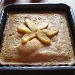 recette L extra moelleux aux pommes caramelisées