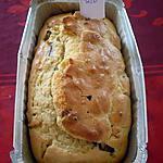 recette Cake foie gras/magret seché