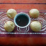 recette Muffins fourrés confiture de fraises