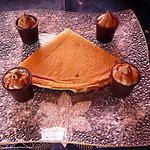 recette Crêpes fourrées mousse au chocolat