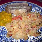 recette assiette   terrine  de poulet  revisitée   de   croquant fondant gourmand