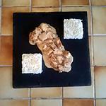 recette Filets de Poulet express  à la crème et Paprika.