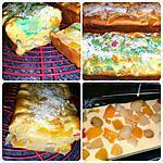 recette Cake aux fruits au sirop