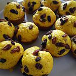 recette Muffins au safran