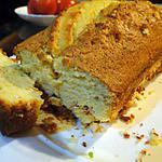 recette Cake aux abricots et à l'eau de rose