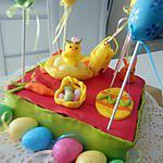 recette Notre gâteau de pâques