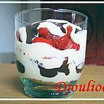recette Tiramisu Fraise-Spéculos!!!