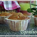 recette Muffins ULTRA FONDANTS Pomme-Canelle!!!