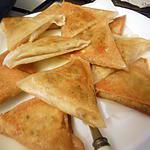 recette Bricks aux sardines de Jeanmerode