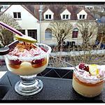 recette crème façon ti'punch au plaisir fruité mangue framboise