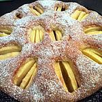 recette gâteau rustique aux pommes