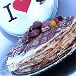 recette gâteau de crèpes au nutella