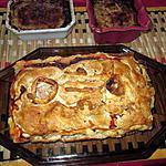 recette paté  de paques  de michéle croquant fondant gourmand
