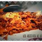 recette lasagne aux cèpes