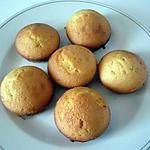 recette Petits moelleux  caramel /coeur chocolat