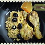 recette pilons de poulet aux olives