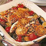 recette Poulet Méditerranée