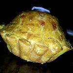 recette Petit fours surimi-curry
