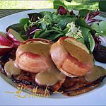 recette Tournedos de poulet, sauce à l'arachide